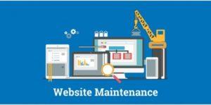 Aanpassingen aan website